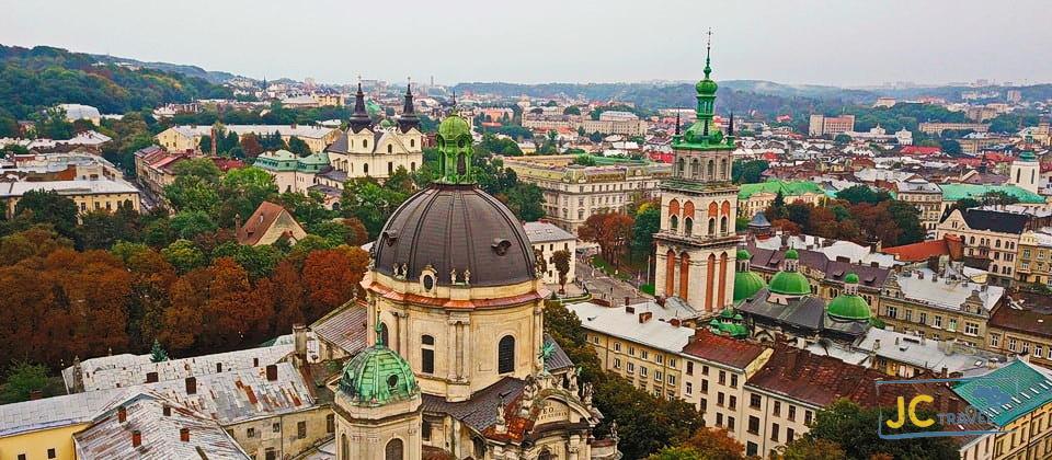 Lviv Historic Center Ensemble